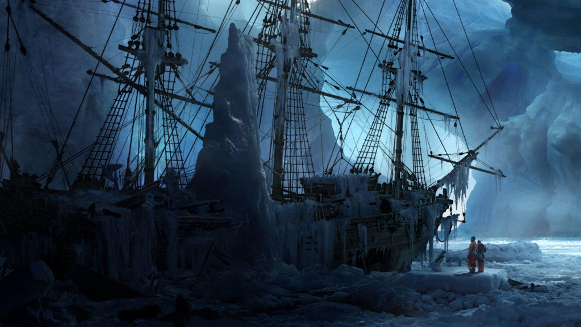 Сказо�н�е ко�абли fabulous ships 69 обоев 187 Смо��и