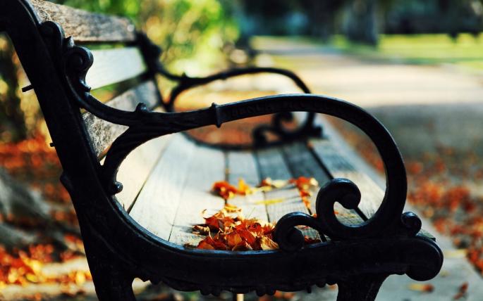 Скамейка. Bench (69 обоев)