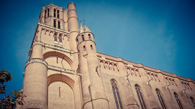 Собор Святой Цецилии. Albi Cathedral (33 обоев)