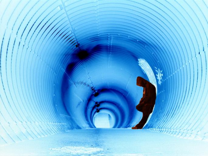 Туннель. Tunnel (64 обоев)