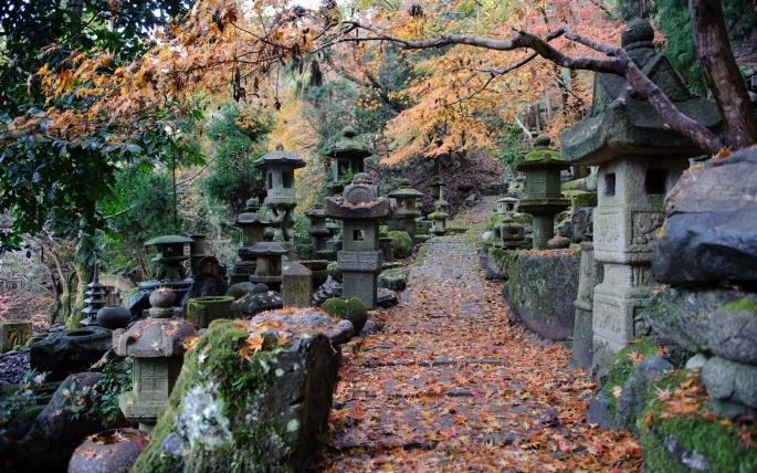 Удивитеьная Япония. Japan beautiful country (250 обоев)