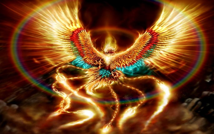 Феникс. Phoenix (48 обоев)
