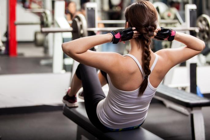 Фитнесс девушки. Fitness Girls (54 обоев)