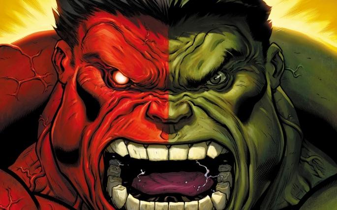Халк. Hulk (69 обоев)