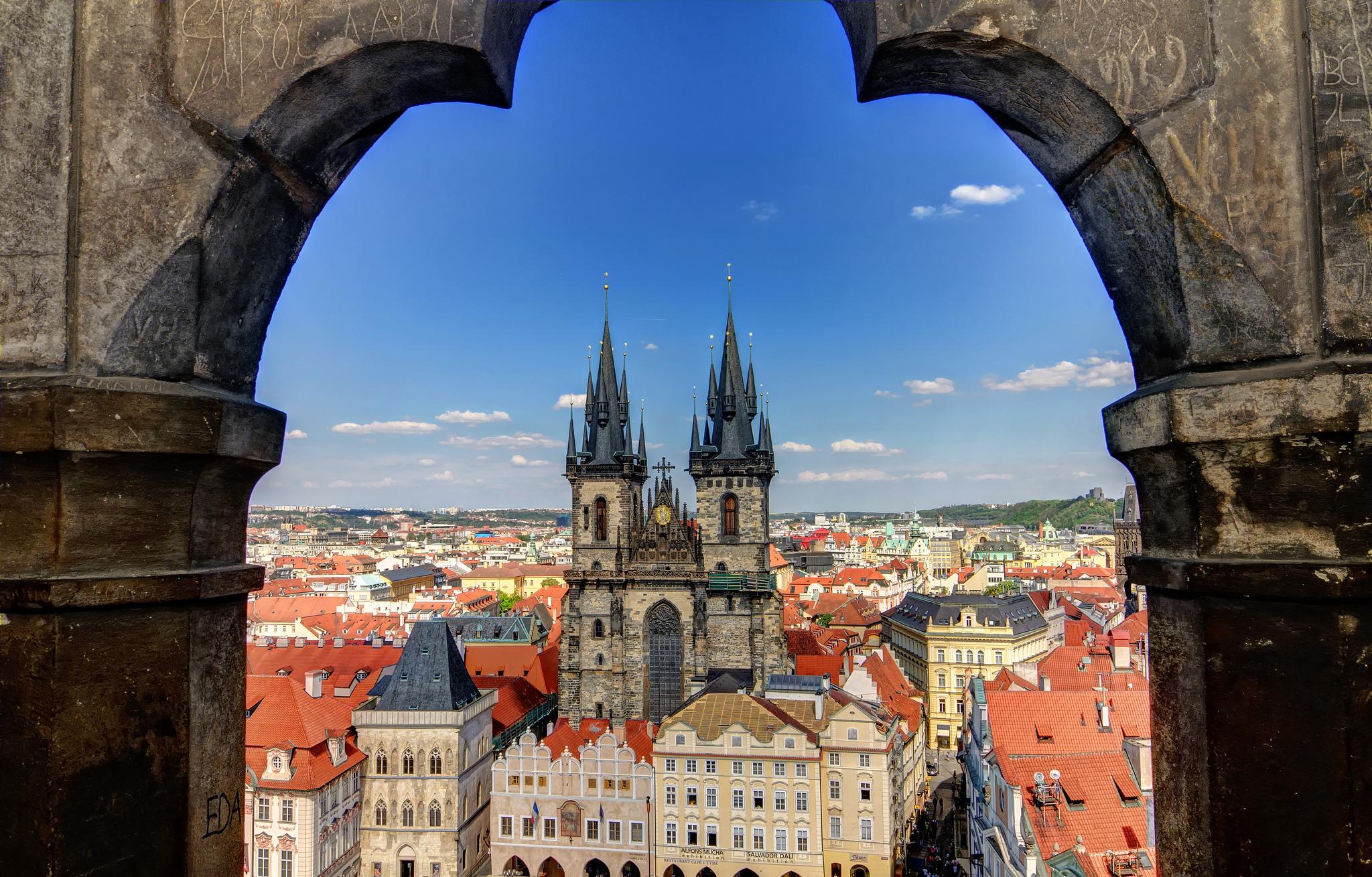 Романтический вояж: Чехия – Германия – Австрия