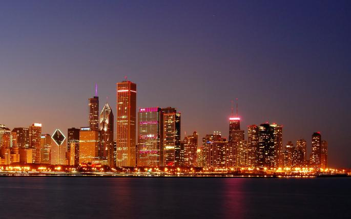 Чикаго. Chicago (69 обоев)
