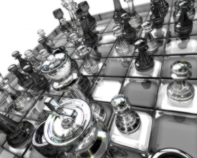 Шахматы. Chess (69 обоев)