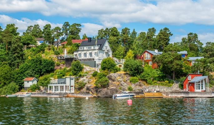 Швеция. Sweden (127 обоев)