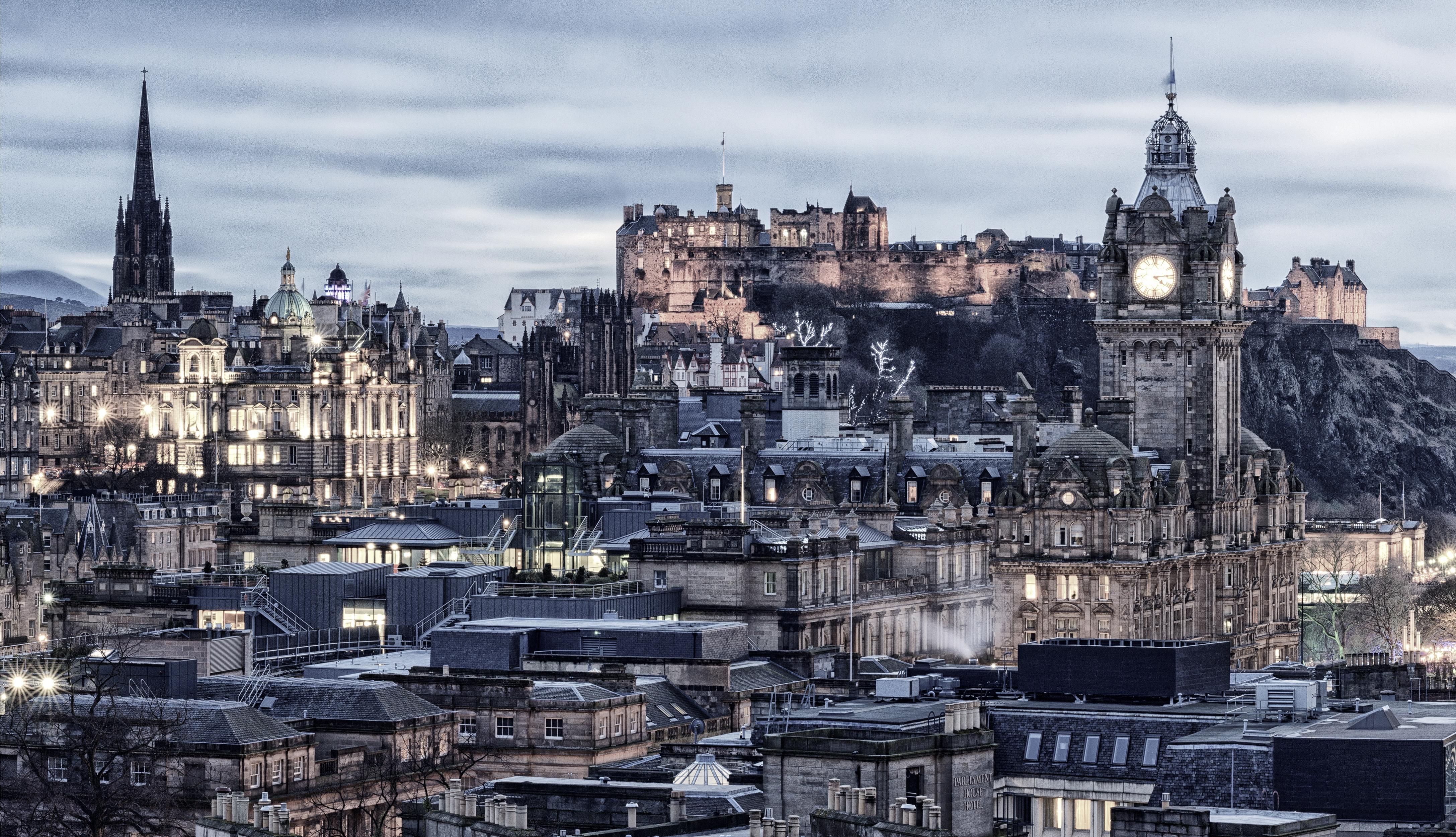 Обои Шотландия, эдинбург, маяк. Пейзажи foto 17
