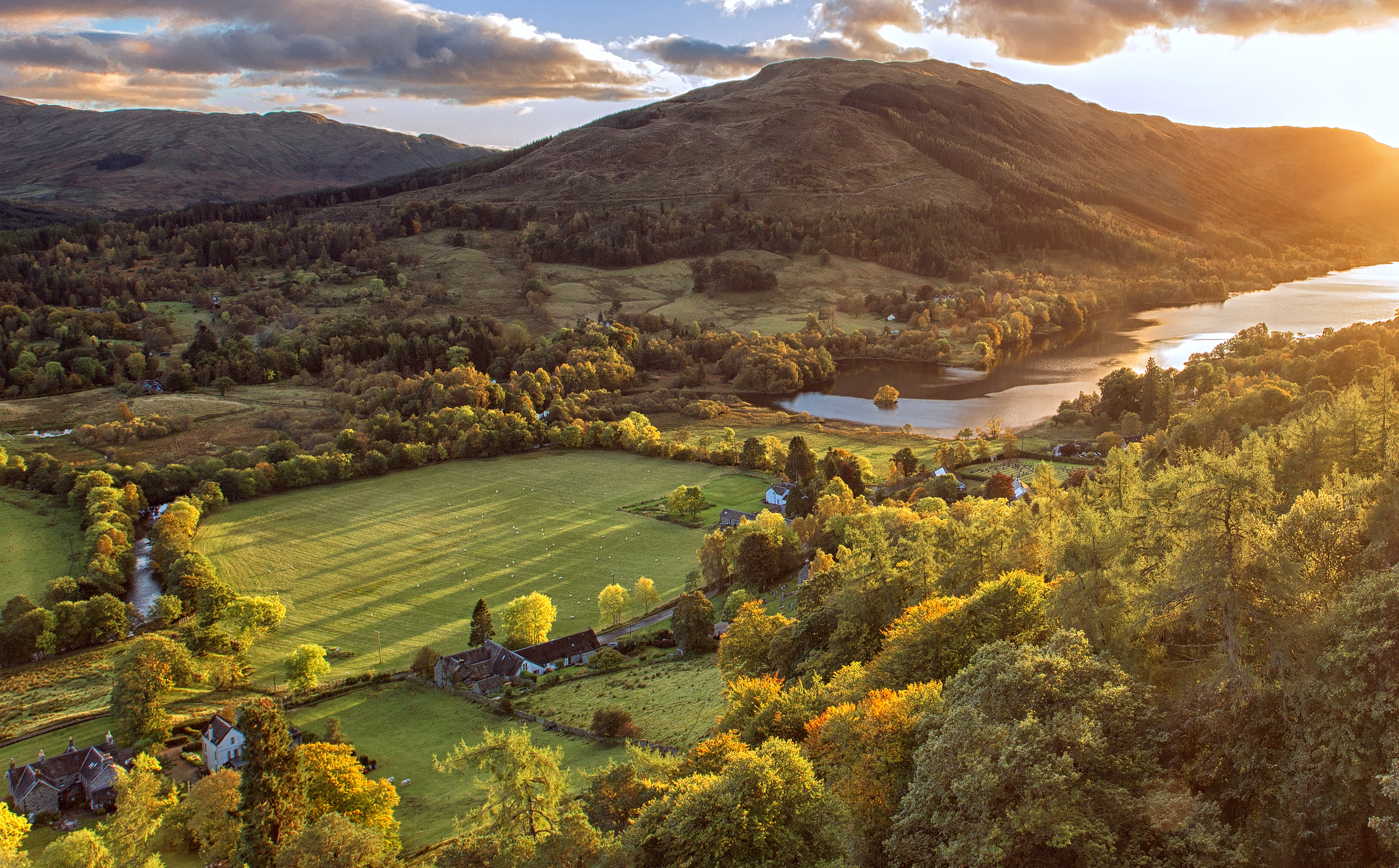 Guide to Britain's best locations for landscape photography Landscape photography of scotland