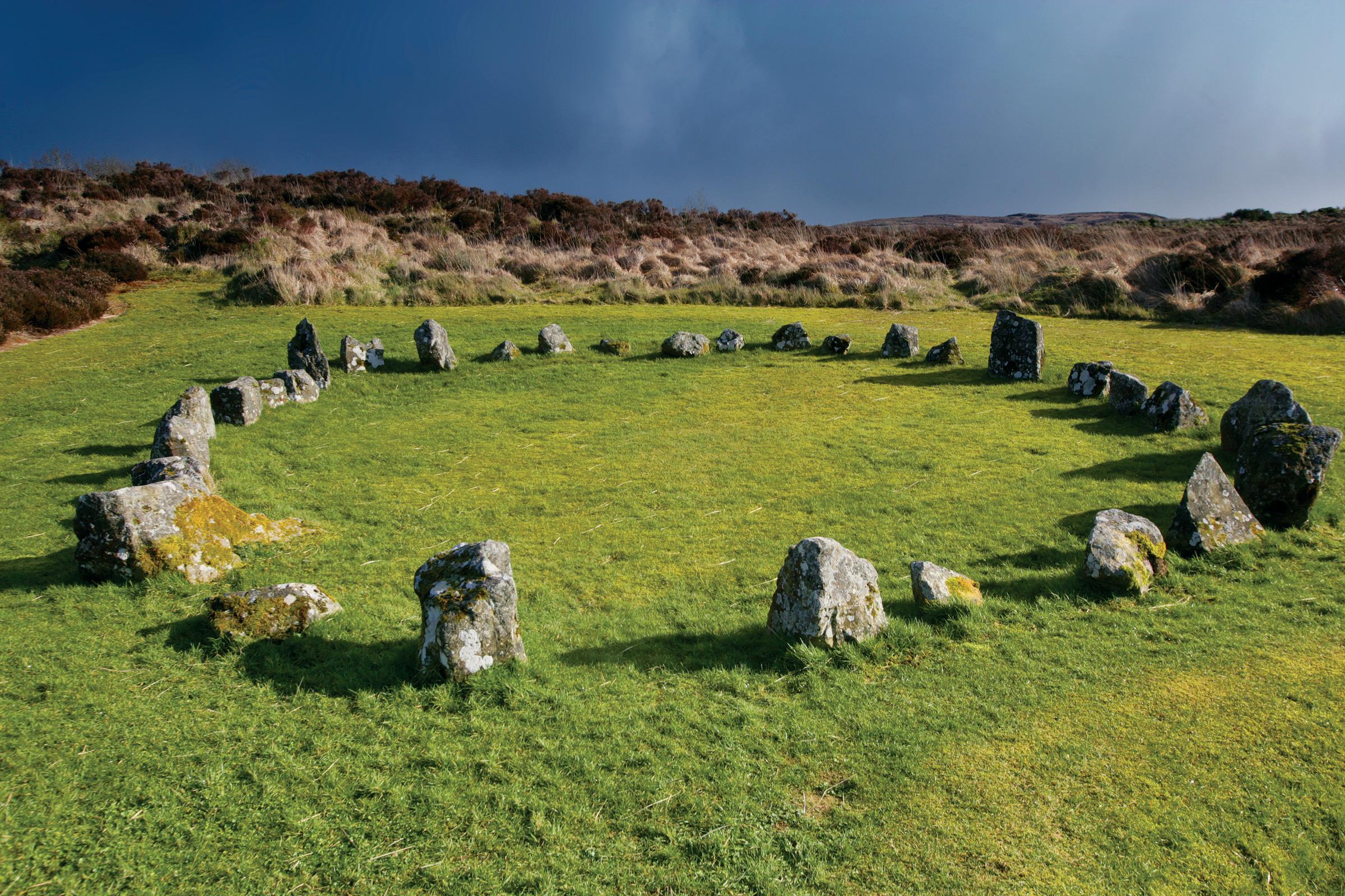 bronze age in ireland