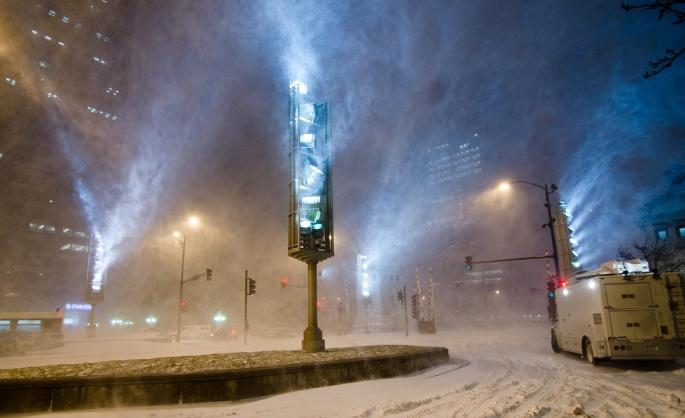 Снег. Snow (110 обоев)