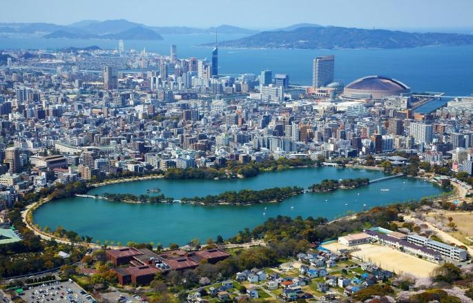 Япония. Japan (100 обоев)