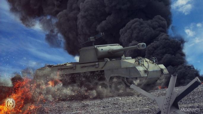 World of Tanks (100 обоев)