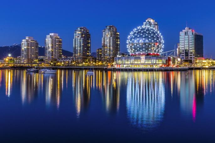 Ванкувер. Vancouver (13 обоев)