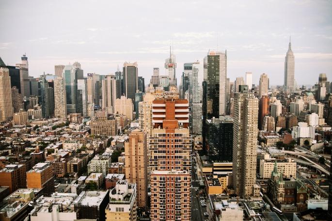 Городской дух. Urban wallpapers (68 обоев)