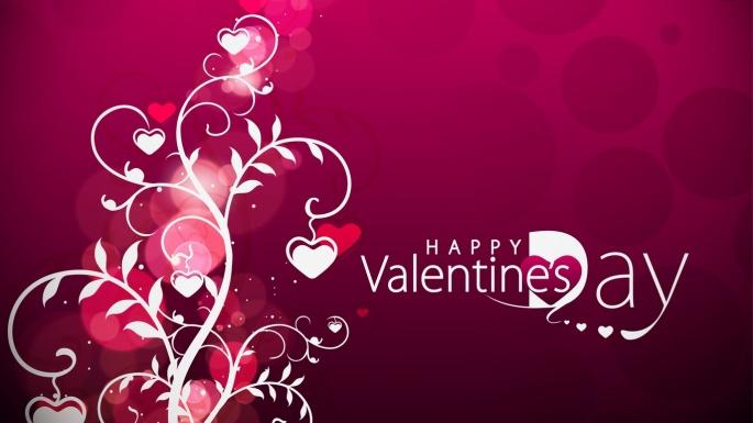 День Валентина. St. Valentine's Day (224 обоев)