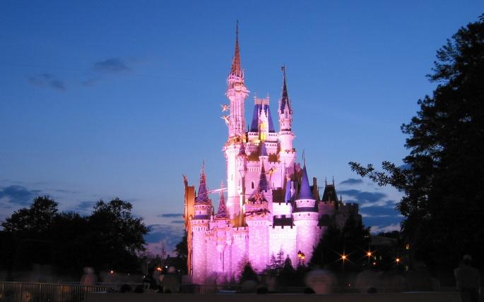 Диснейленд. Disneyland (41 обоев)