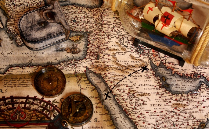 Исторические карты. Historical maps (34 обоев)