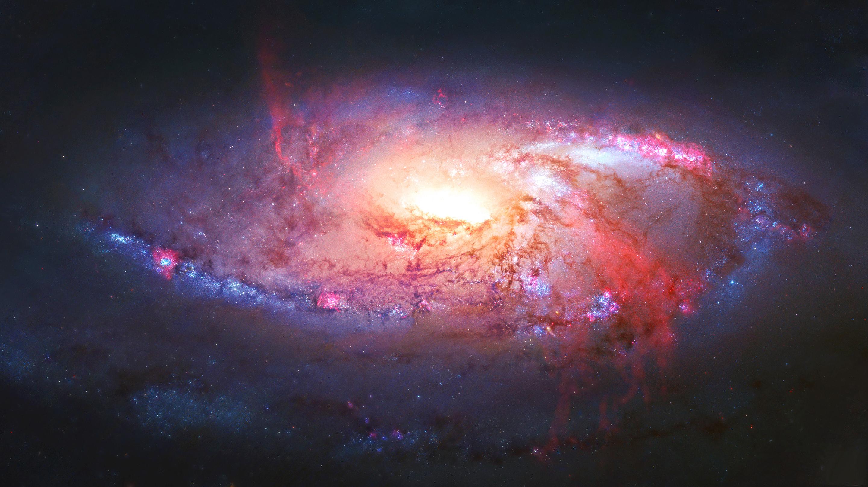 Картинки галактики высокого разрешения