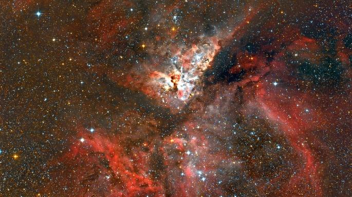 Космическая галактика. Galaxy wallpapers (100 обоев)