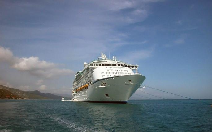 Круизные лайнеры. Cruise ships (57 обоев)
