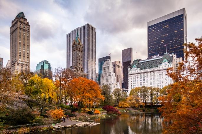 Нью Йорк. New York (48 обоев)