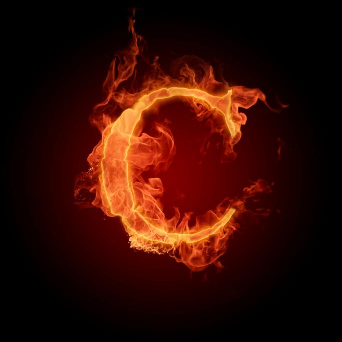 Огненные обои. Fire wallpapers (69 обоев)