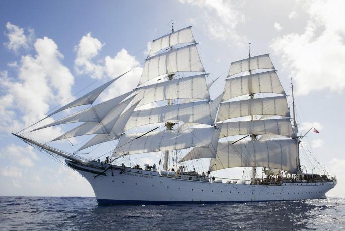 Парусные корабли (103 обоев)