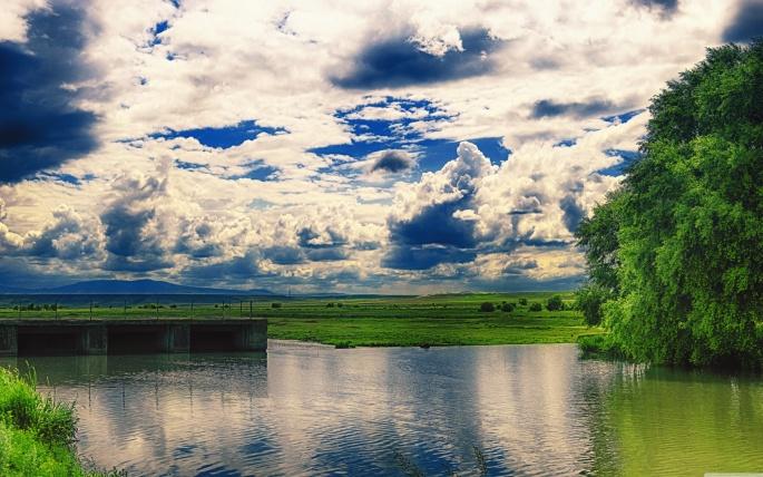 Реки. Rivers (690 обоев)