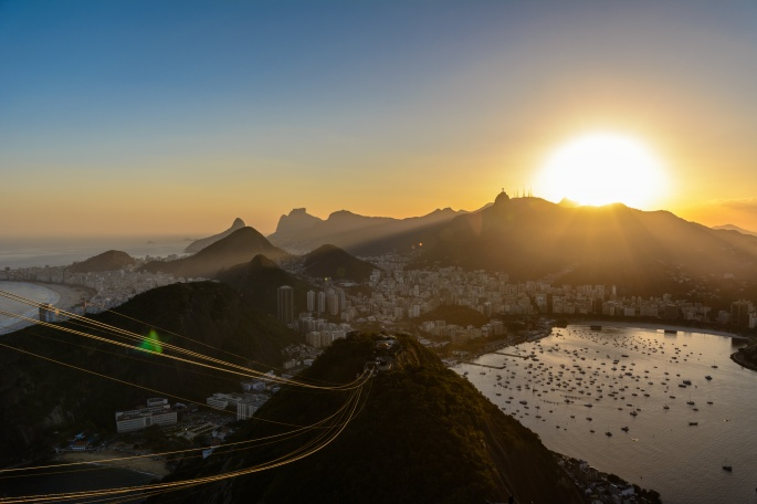 Рио де Жанейро. Rio De Janeiro (37 обоев)